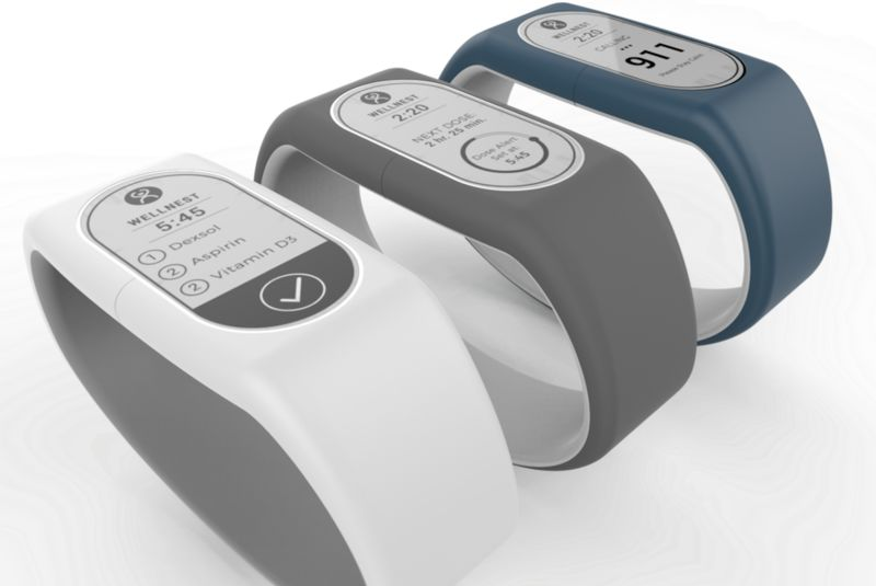 Voice-Controlled Senior Wearables