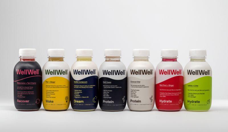 Plant-Powered Health Drinks