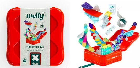 Vibrant First Aid Kits