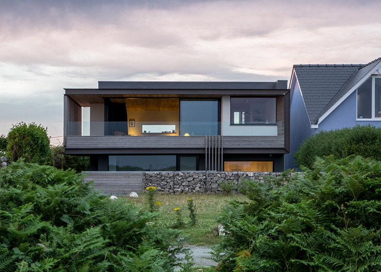 Welsh Seaside Residences