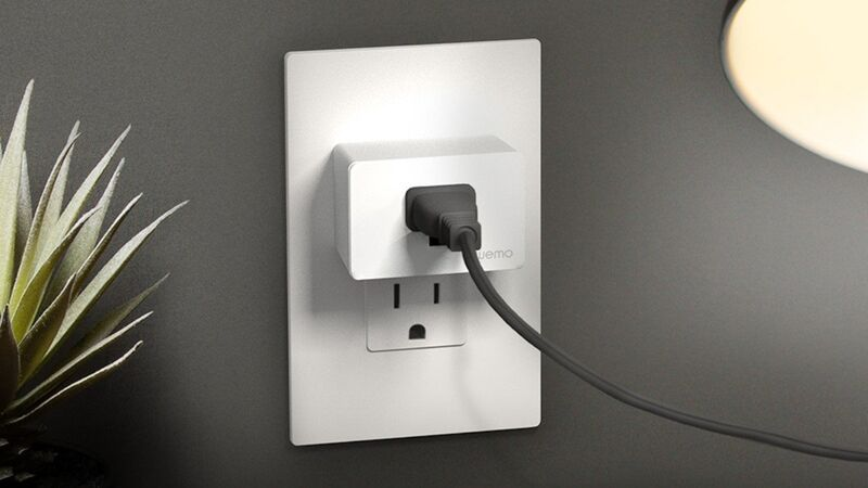 Accessible Smart Home Plugs