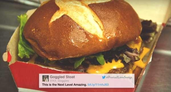 Social Media Burger Songs