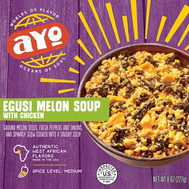 Savory Melon Seed Soups