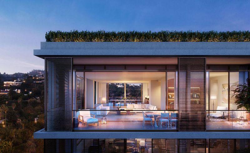 Luxe Apartment Hotel Designs