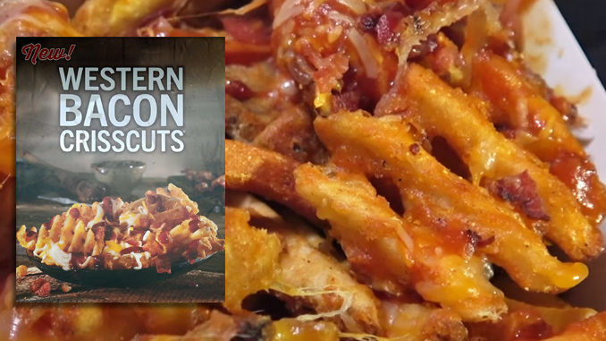 BBQ-Style Waffle Fries
