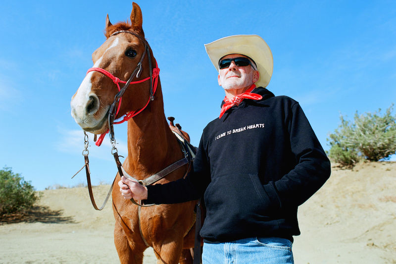 Western-Inspired Fashion Editorials