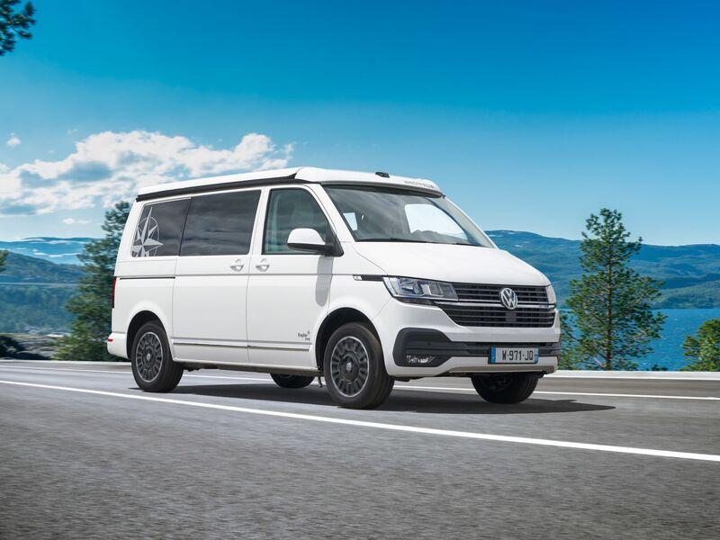 Everyday Commuter Camper Vans