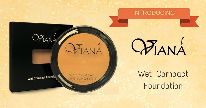 Water-Activated Foundation Powders