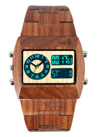 Lumber Timepieces