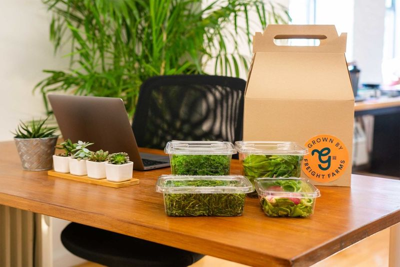 Coworking Produce Subscriptions