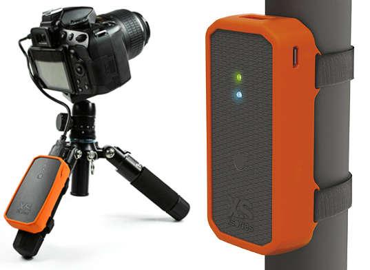 Smartphone-Control Camera Adaptors