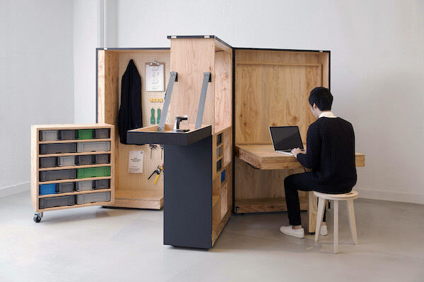 Open-Source WFH Offices