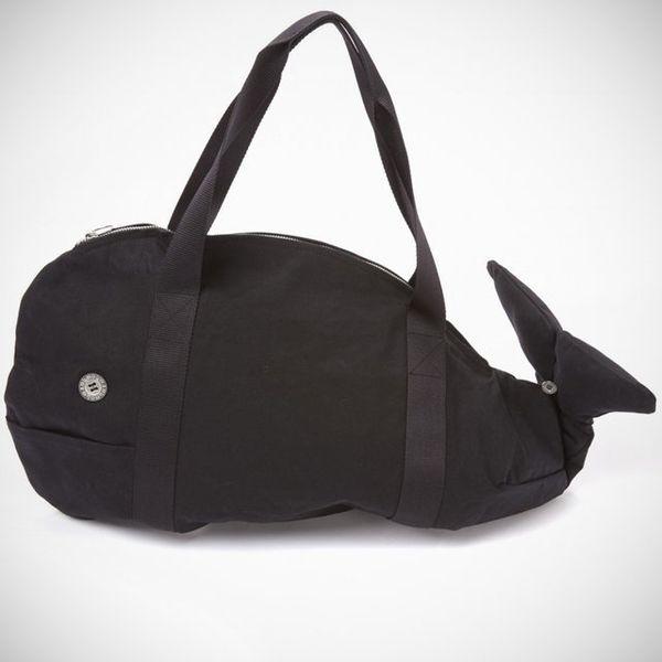 Aquatic Mammal Holdalls Whale Bag