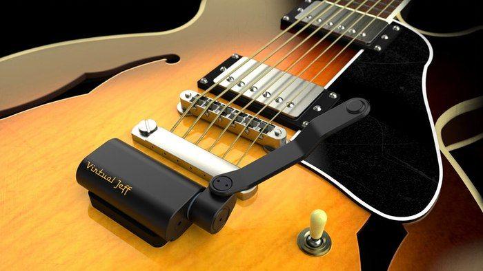 ultra precise guitar gadgets whammy bar. Black Bedroom Furniture Sets. Home Design Ideas
