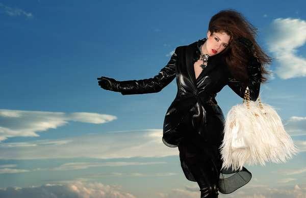 High-Flying Fashiontography