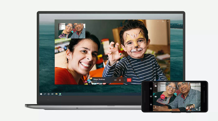 Video-Supported Chat Apps