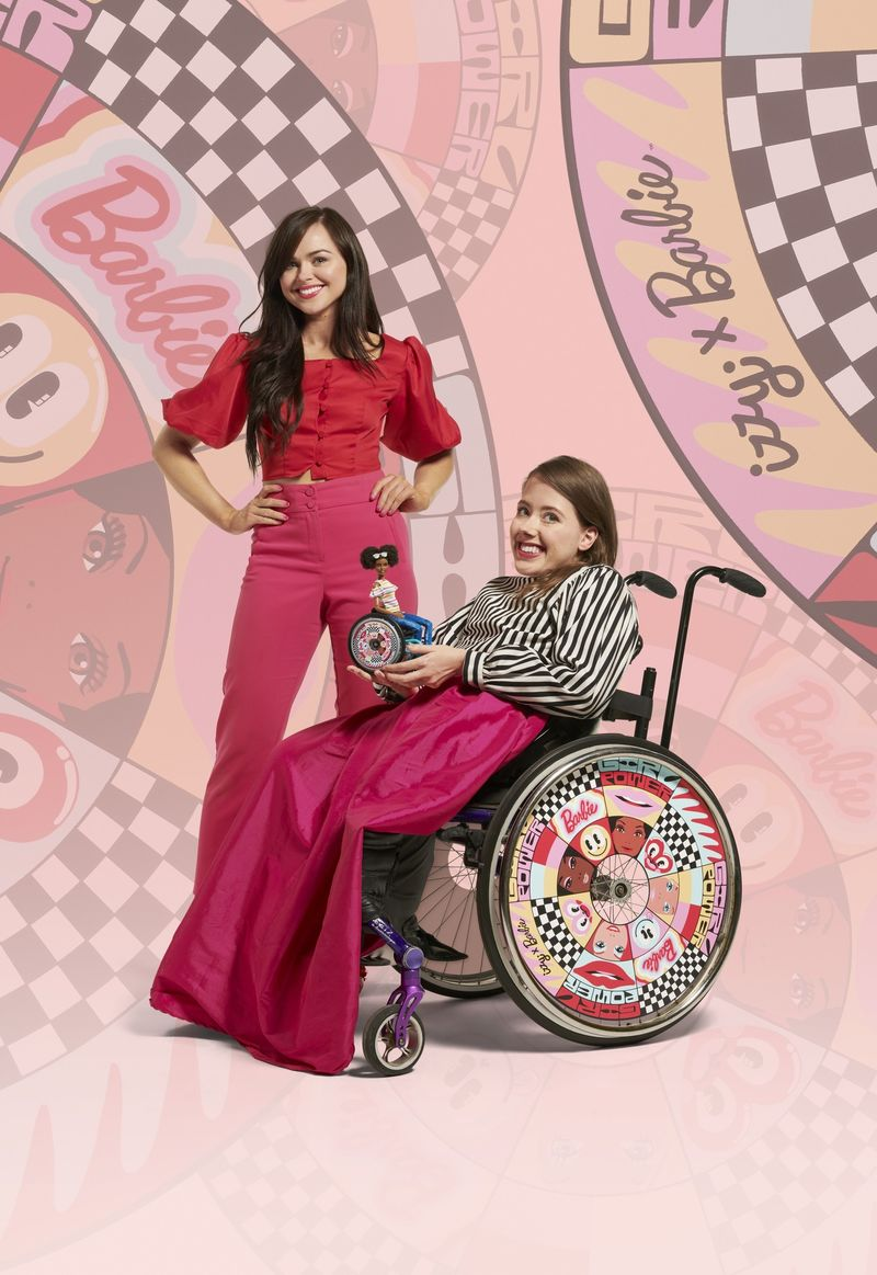 Barbie Wheelchair Accessories
