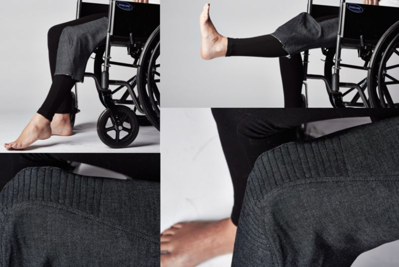 Wheelchair Fashion Lines