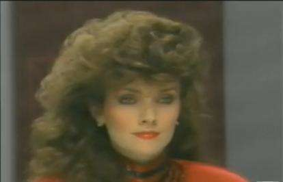 Giant 80s Glamour Retro Hair Explosions Show What Happens When