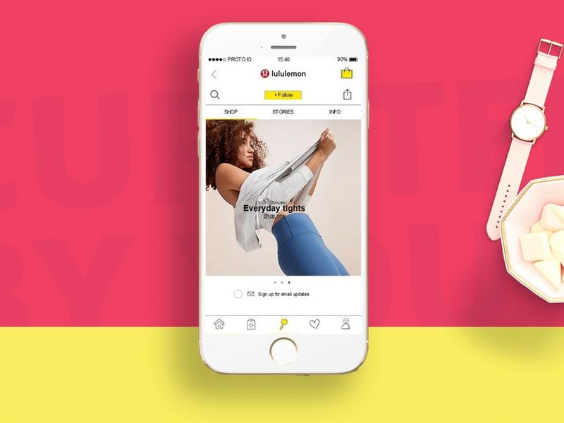 All-in-One Brand Shopping Apps
