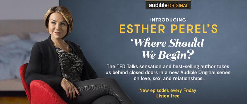 Esther perel podcast