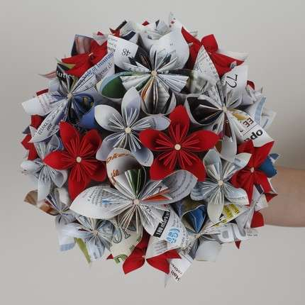 Eco Wedding Bouquets