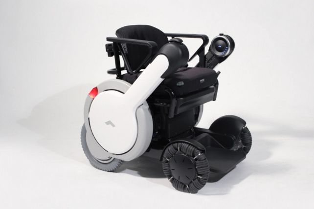 Updated Motorized Wheelchairs
