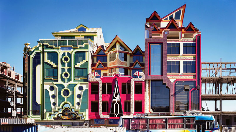 Incredibly Colorful Whimsical Architecture