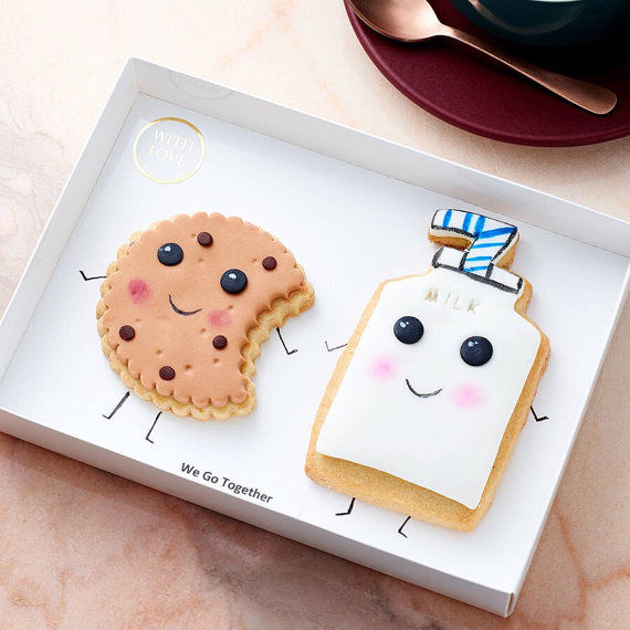 Expressive Custom Cookies