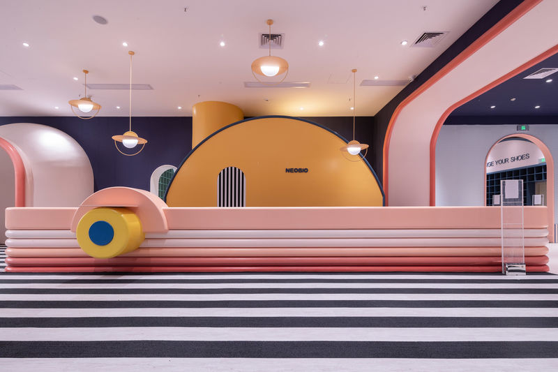 Intensely Whimsical Playground Additions