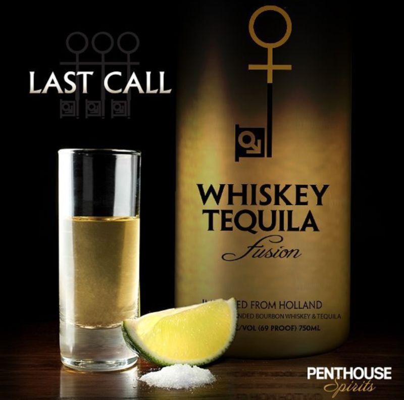 Luxurious Hybrid Spirits Whiskey Tequila
