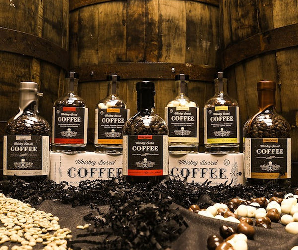 Whisky-Casked Coffee
