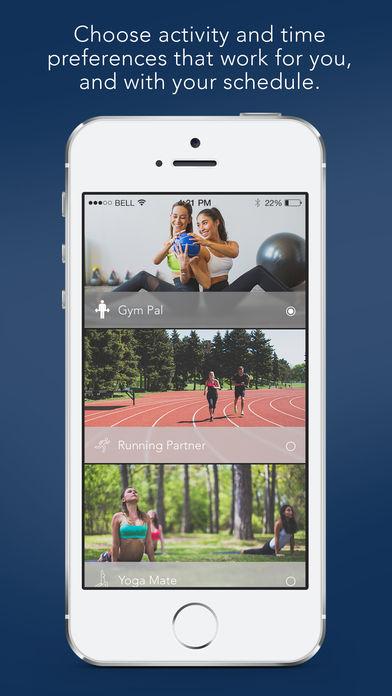 Social Fitness Apps