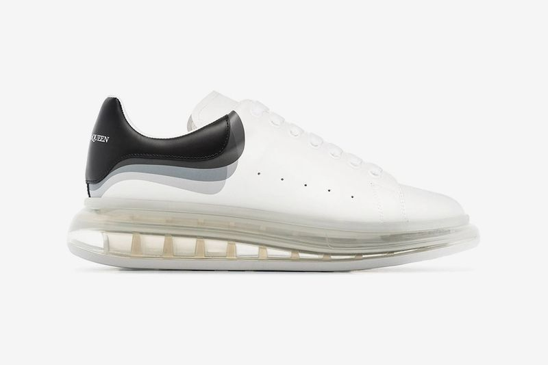 Visually Manipulating Luxe Sneakers