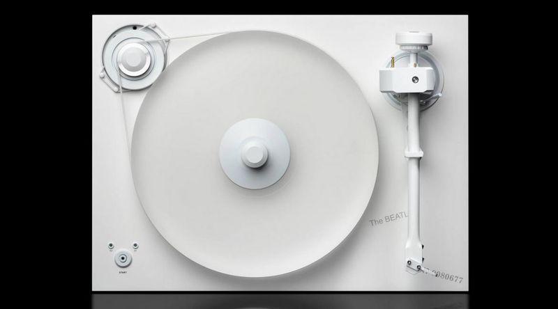 Album-Celebrating Turntables
