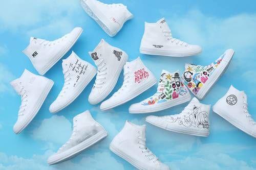 Custom Wedding Sneaker Services