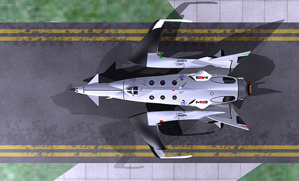 Multifunctional Space Tourism Vehicles