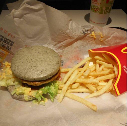 Silver Burger Buns