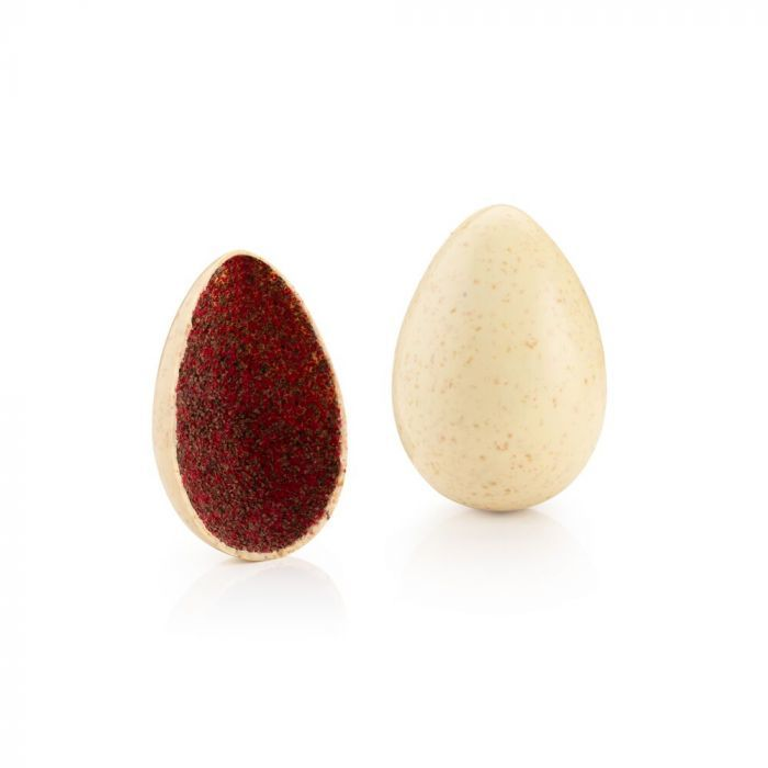 Decadent Berry Easter Eggs