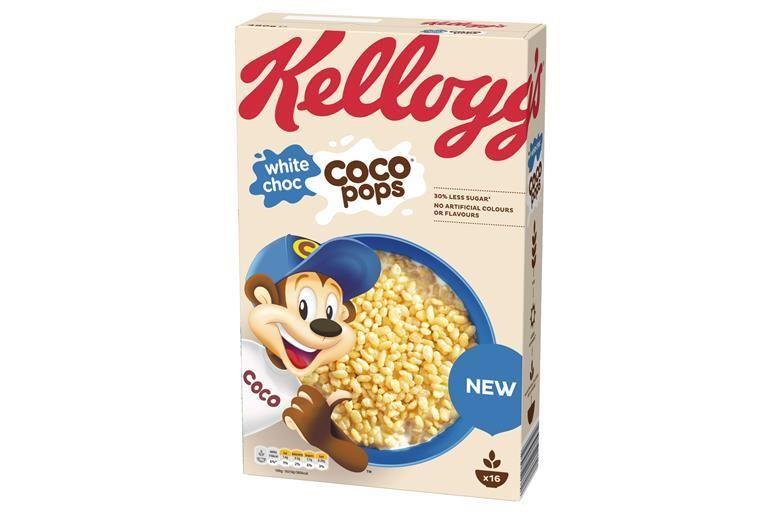 Chocolatey Reduced Sugar Cereals