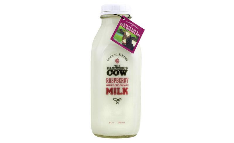 White Chocolate Milks