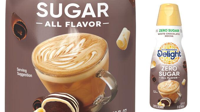 Indulgent Zero Sugar Creamers