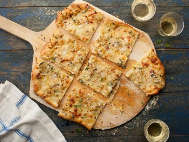Clam-Topped Pizza Recipes
