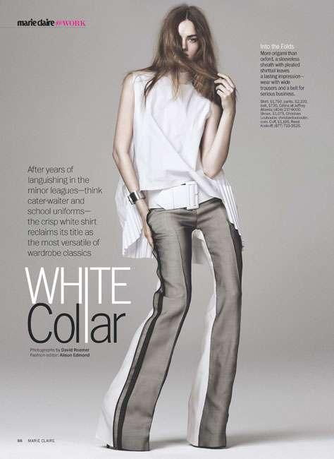 Sharp Monochromatic Styles