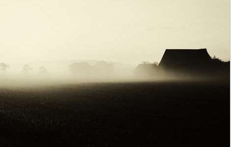 Ominous Landscape Photography