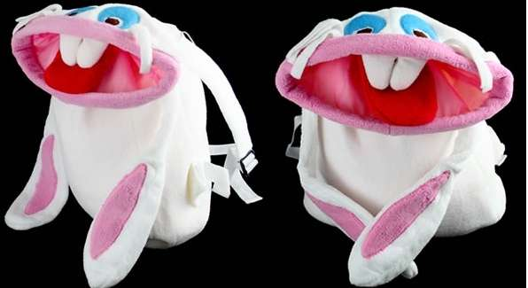 Buck-Teeth Backpacks