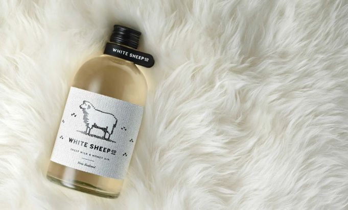 Sheep Milk-Infused Alcohol