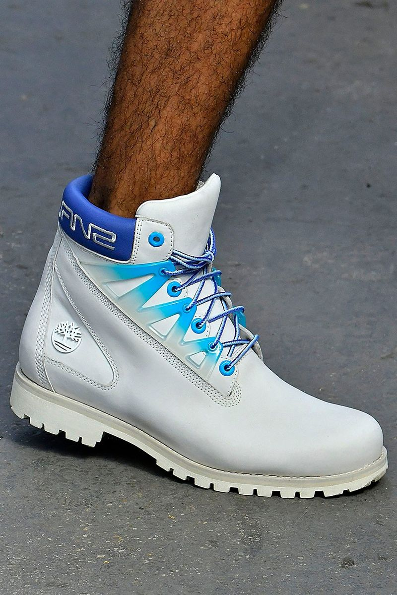 promo code bc83c e8d18 Iconic Blue-Accented Boot Designs