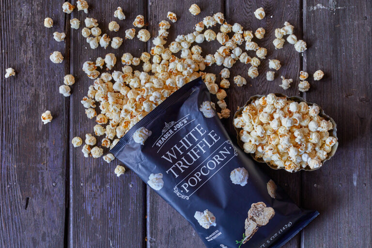 Heirloom White Truffle Popcorn