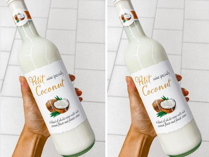 Creamy Coconut Wines